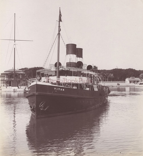 * TITAN (1941/1944) * Remorq21