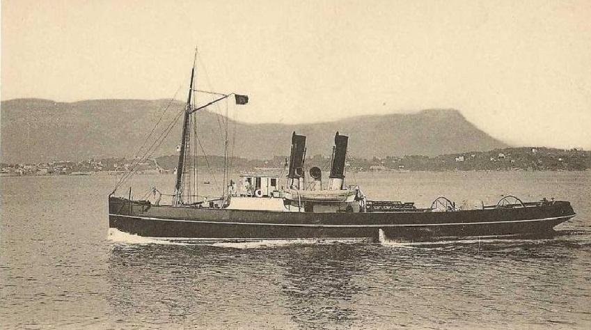 * TRAVAILLEUR (1895/1938) * Remorq24