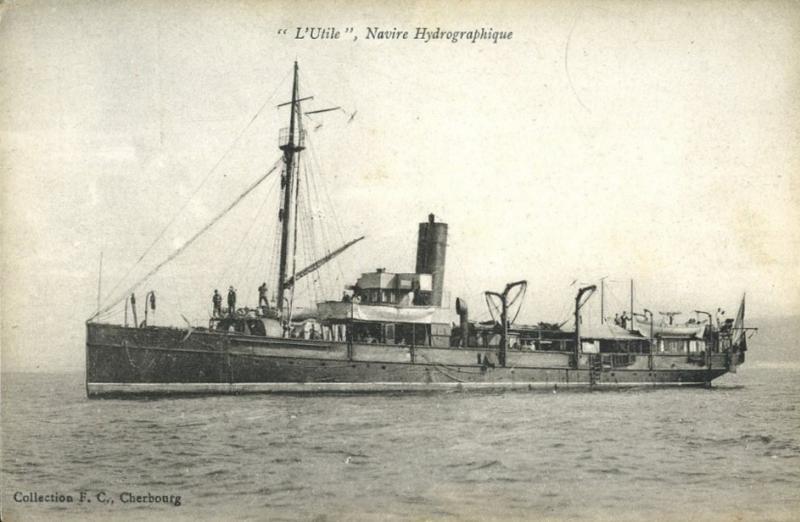 * UTILE (1895/1939) * Remorq25