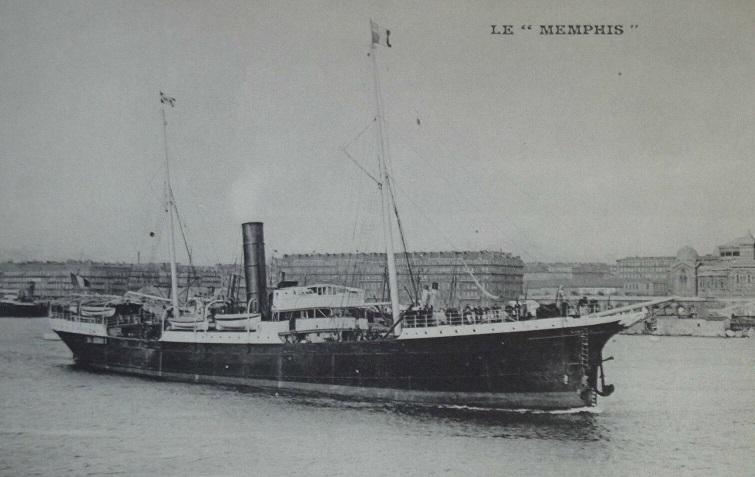 * MEMPHIS (1915/1916) * S-l16011