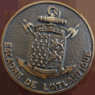 ESCADRE DE L'ATLANTIQUE S-l16014