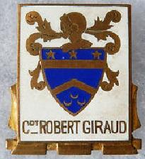* COMMANDANT ROBERT GIRAUD (1946/1977) * S-l22510