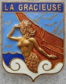 * LA GRACIEUSE (1940/1958) * S-l30028