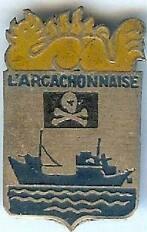 * ARCACHONNAISE (1945/....) * S-l30052