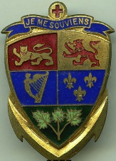 * CANADA (1914/1919 et 1939/1946) * S-l50011