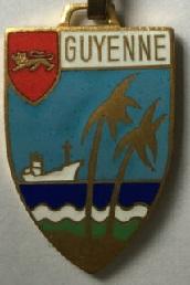 * GUYENNE (1965/1970) * S-l60011