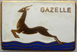 * GAZELLE (1939/1961) * S-l64011