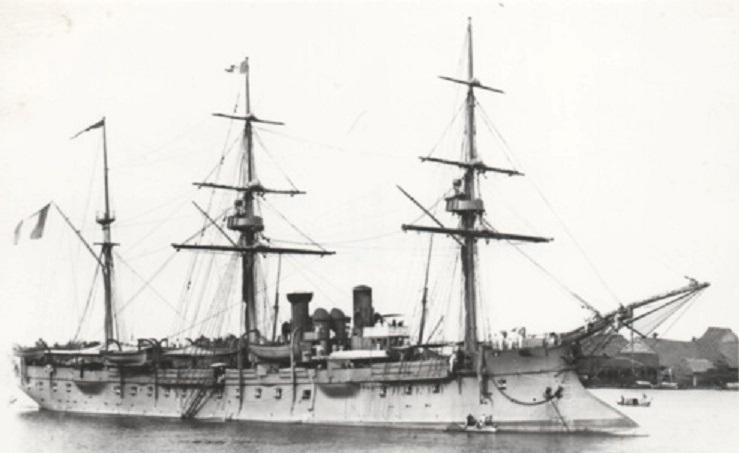 * DUGUAY-TROUIN (1877/1899) * Sans-t14