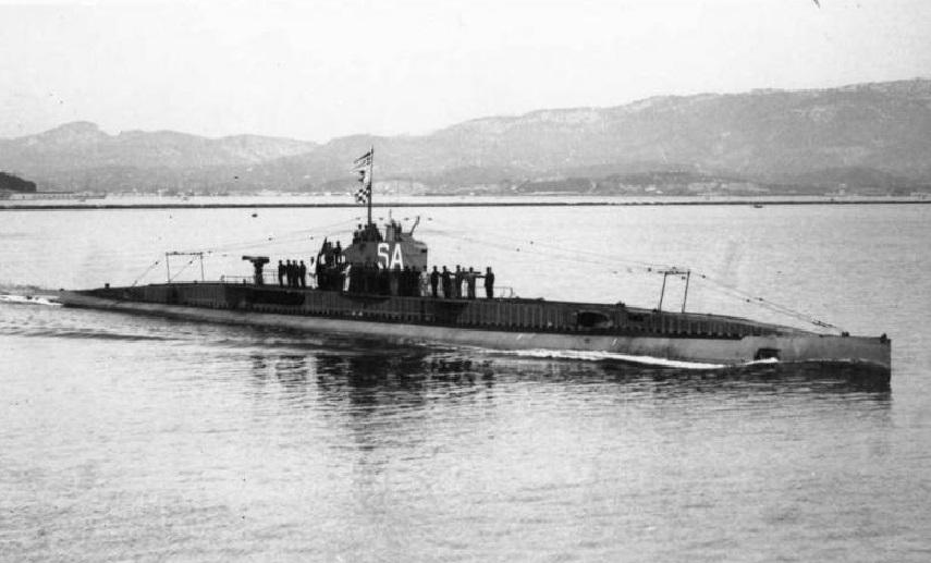 * SANE (1916/1935) * Sous-m10