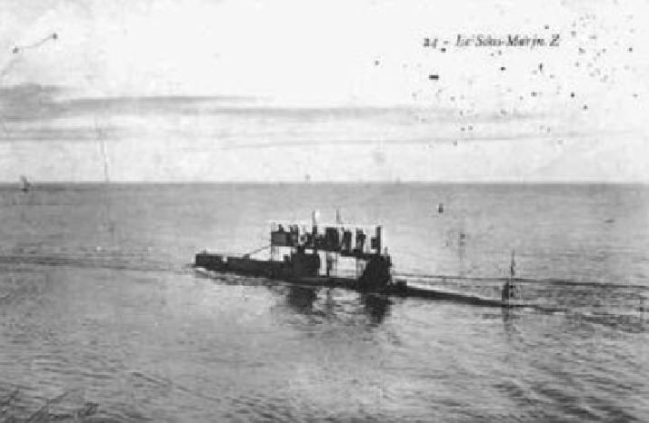 * Z (1904/1910) * Sous-m10