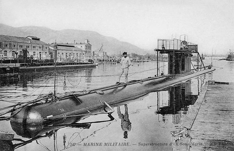 * SAPHIR (1910/1915) * Sous-m11