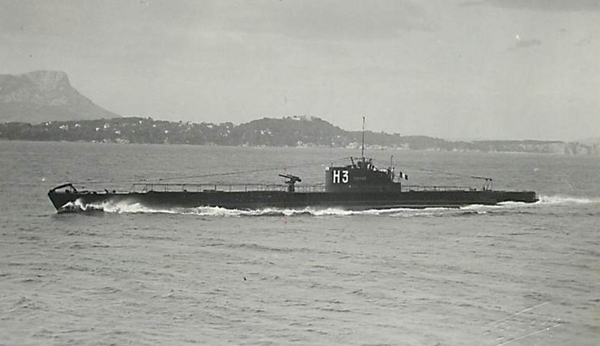 * SAPHIR (1930/1942) * Sous-m12