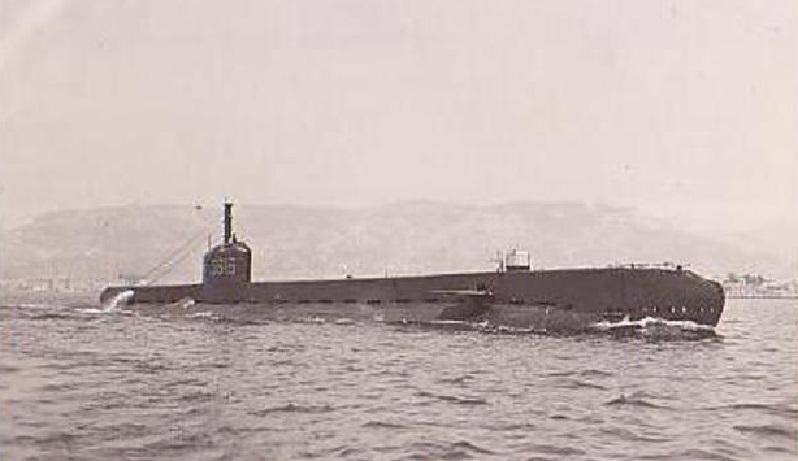 * SAPHIR (1952/1962) * Sous-m13