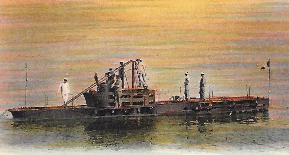* SOUFFLEUR (1905/1914) * Sous-m22