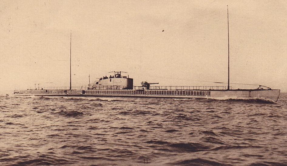 * VENGEUR (1931/1942) * Sous-m37