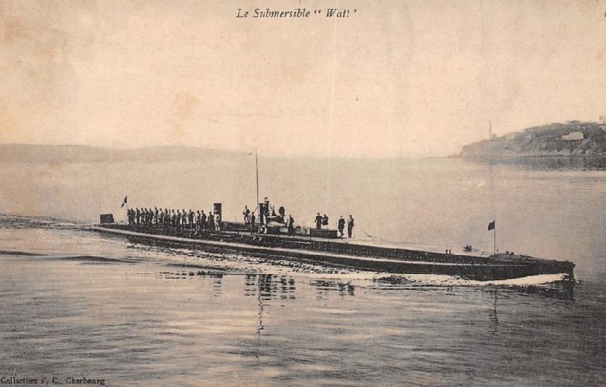 * WATT (1910/1919) * Sous-m43