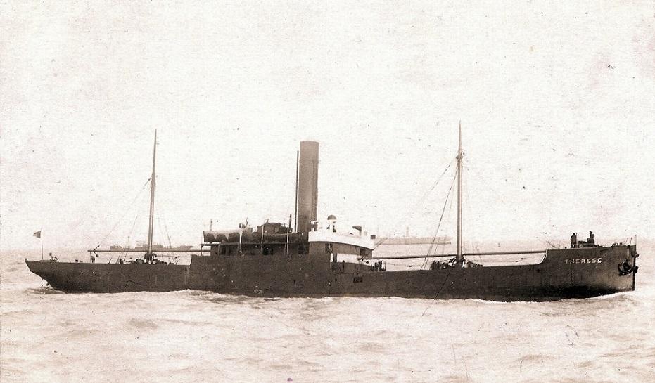 * THÉRÈSE (1915/1917) * Theres10