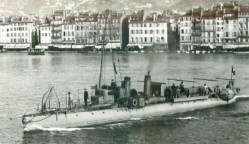 + TORPILLEUR 256 (1902/1913) + Torpi101