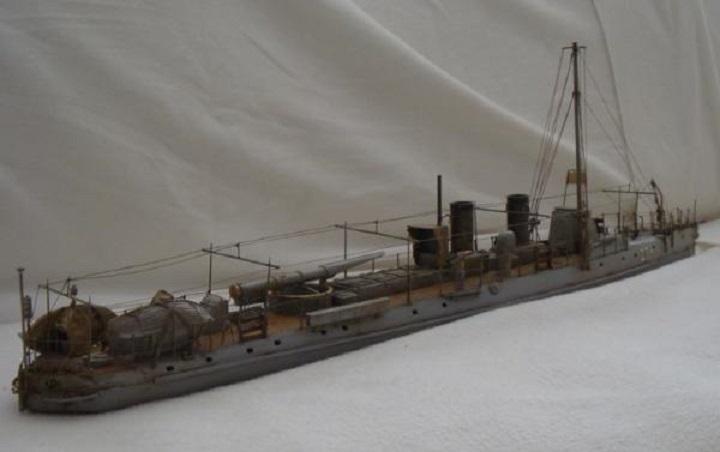 + TORPILLEUR 275 (1902/1920) + Torpi106