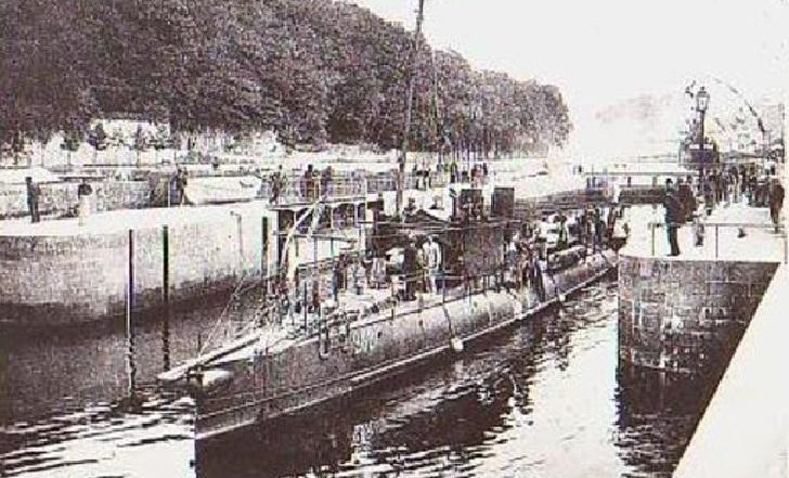+ TORPILLEUR 282 (1904/1920) + Torpi108