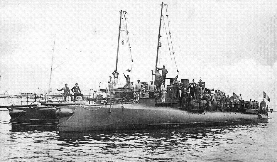 + TORPILLEUR 300 (1908/1916) + Torpi110