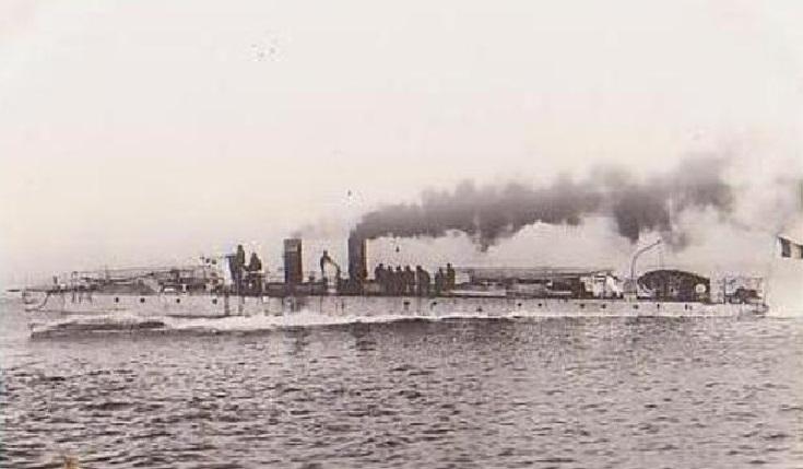 + TORPILLEUR 304 (1906/1919) + Torpi111