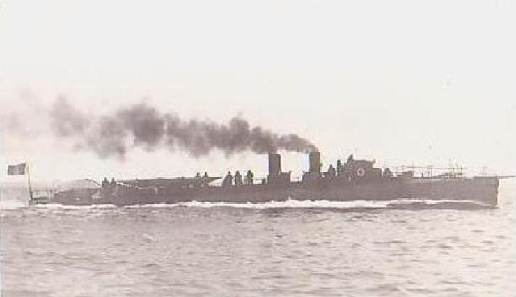 + TORPILLEUR 317 (1906/1916) + Torpi115