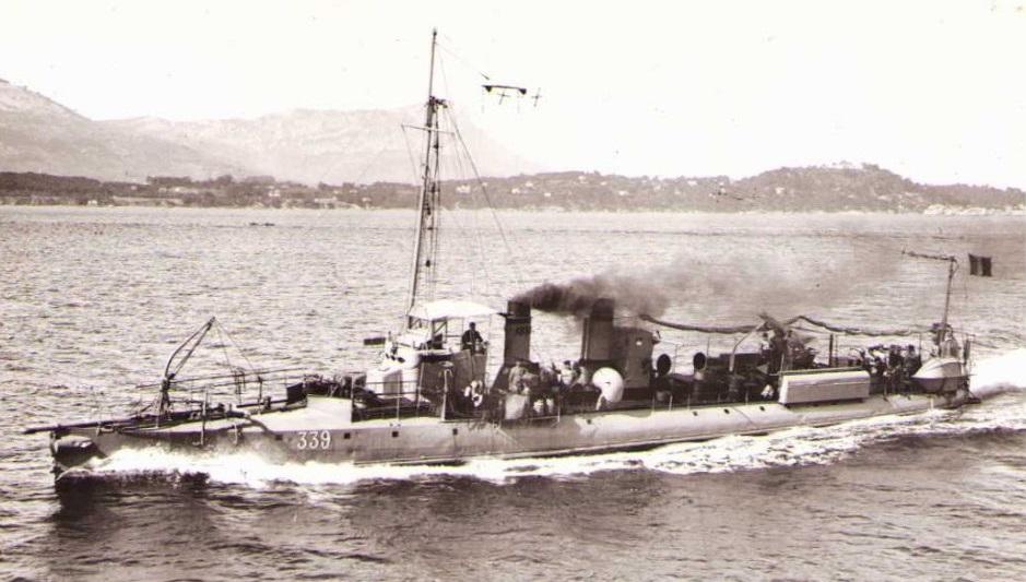 + TORPILLEUR 339 (1906/1925) + Torpi125