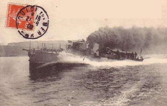 + TORPILLEUR 356 (1907/1920) + Torpi130