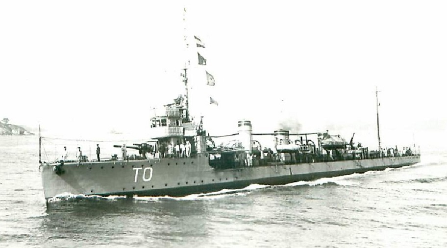 * TOUAREG (1917/1935) * Torpi136
