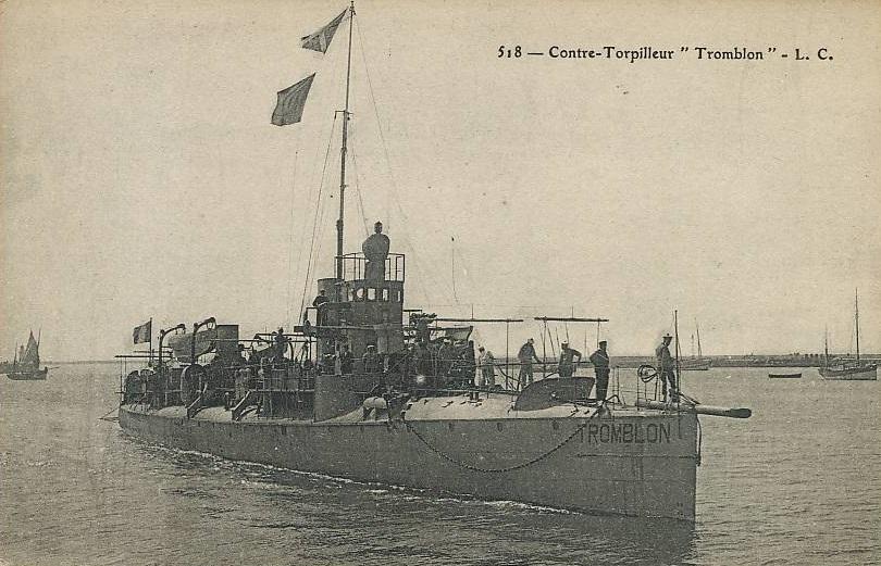 * TROMBLON (1907/1921) * Torpi140