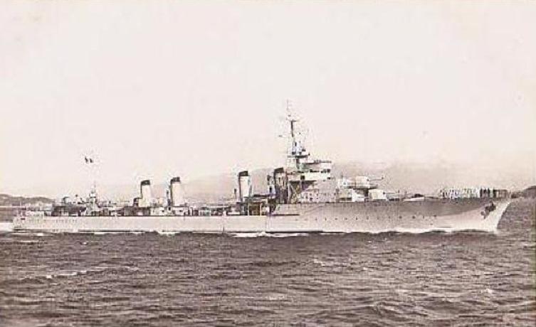 * VAUBAN (1931/1942) * Torpi141