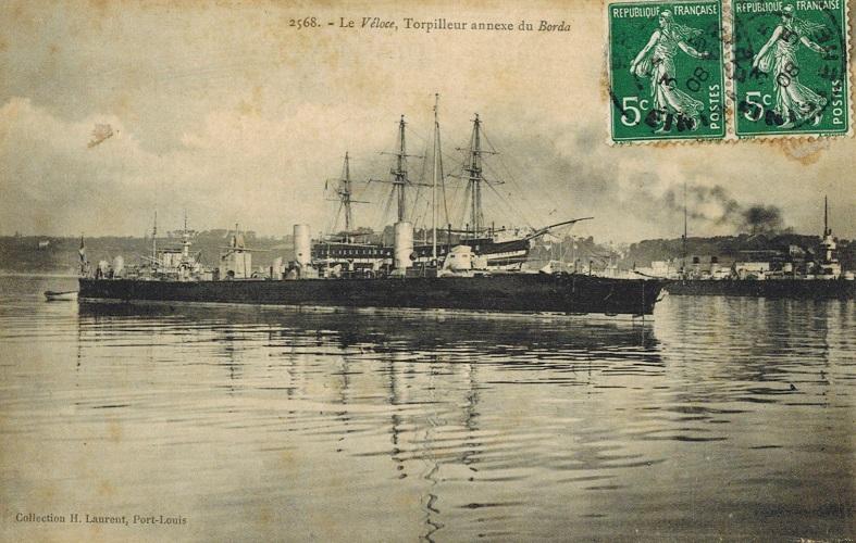 * VELOCE (1892/1909) * Torpi143