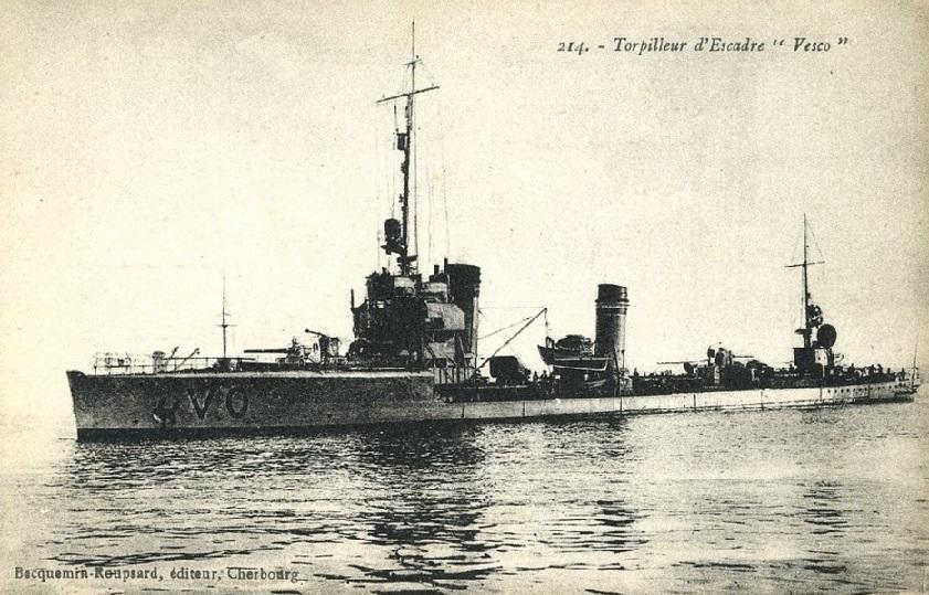 * VESCO (1922/1935) * Torpi144