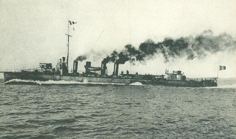 * VOLTIGEUR (1910/1920) * Torpi146