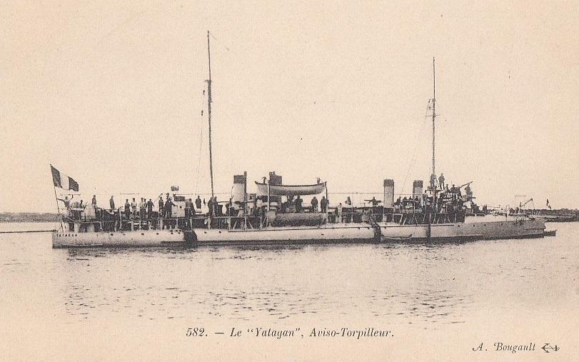 * YATAGAN (1900/1916) * Torpi147