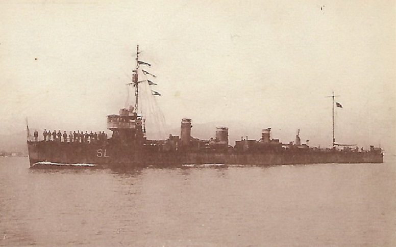 * SENEGALAIS (1917/1936) * Torpil11