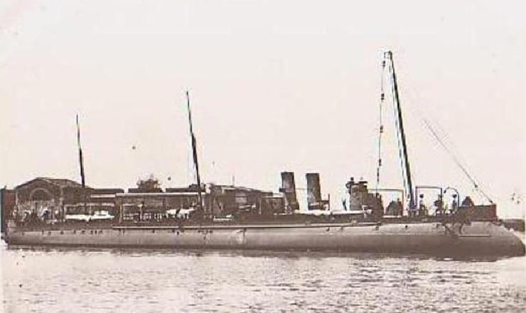 * TEMERAIRE (1891/1910) * Torpil19