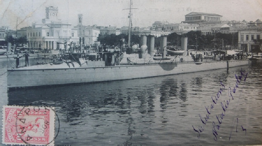 * THYELLA (1916/1917) * Torpil22