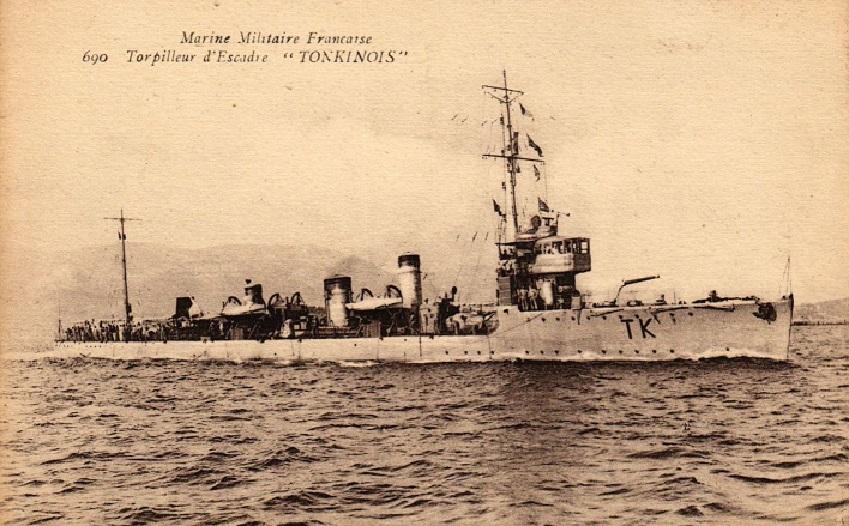 * TONKINOIS (1917/1936) * Torpil23