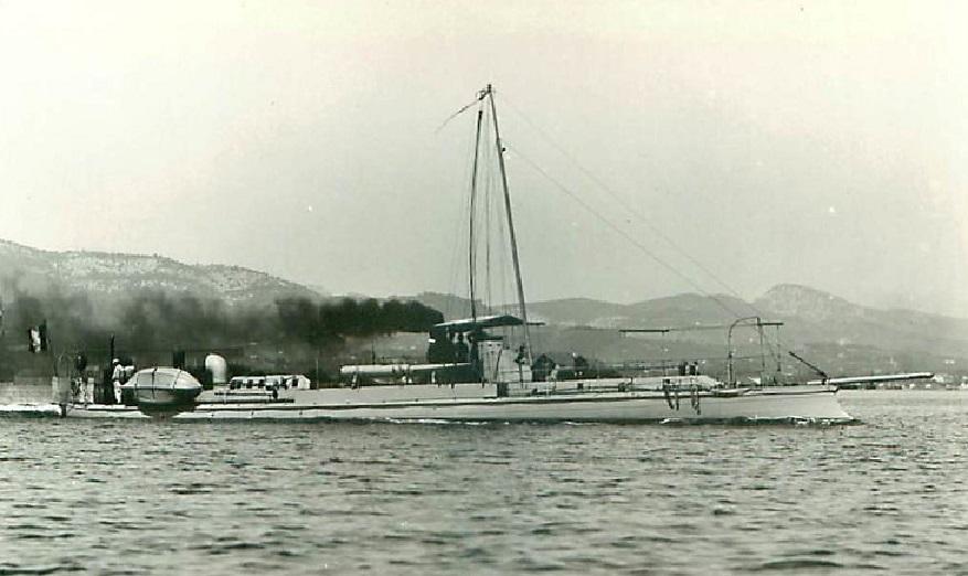 + TORPILLEUR 027 (1879/1903) + Torpil28