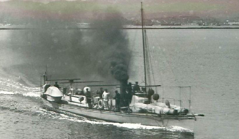 + TORPILLEUR 038 (1881/1901) + Torpil33
