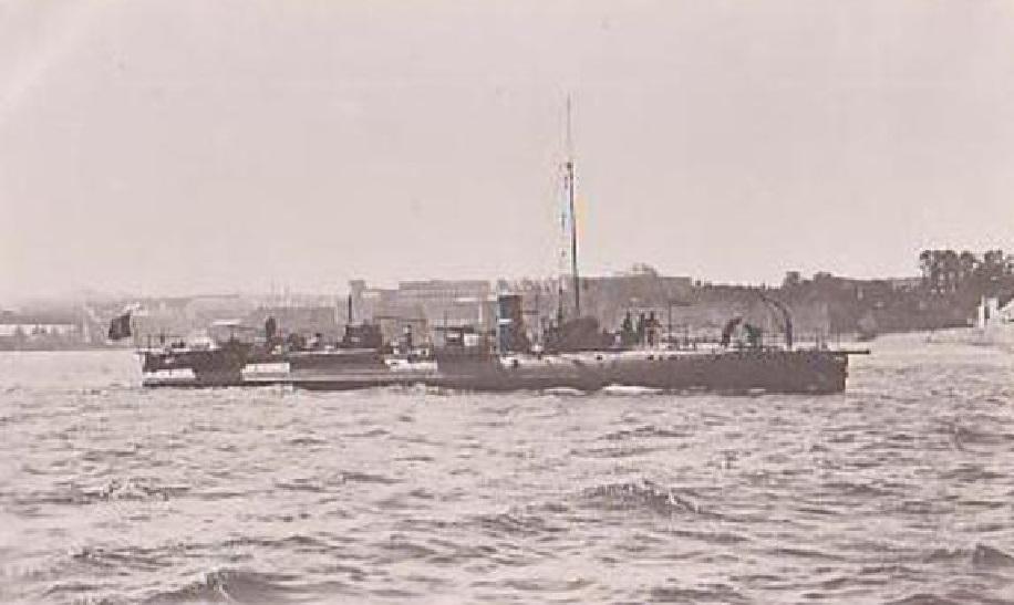 + TORPILLEUR 048 (1880/1898) + Torpil34