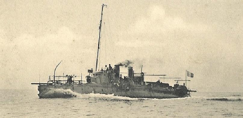 + TORPILLEUR 066 (1884/1907) + Torpil41