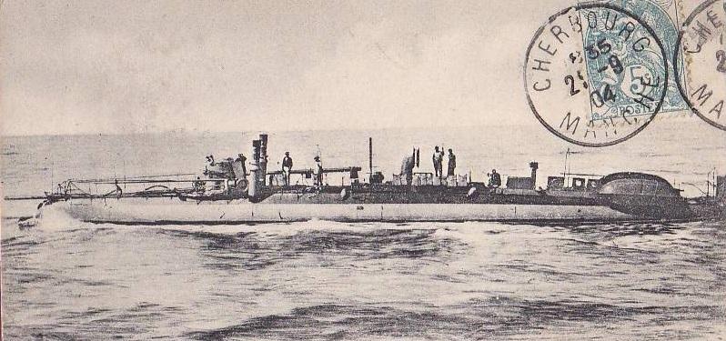 + TORPILLEUR 067 (1885/1887) + Torpil42