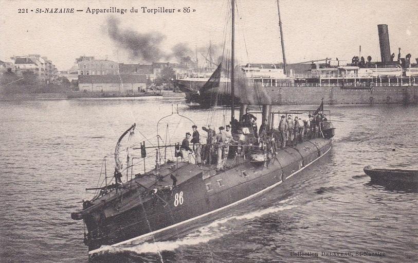 + TORPILLEUR 086 (1888/1908) + Torpil49