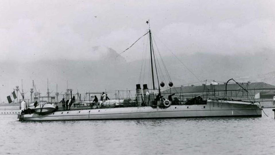 + TORPILLEUR 097 (1889/1904) + Torpil52