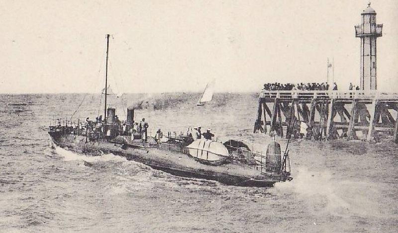 + TORPILLEUR 106 (1888/1904) + Torpil59
