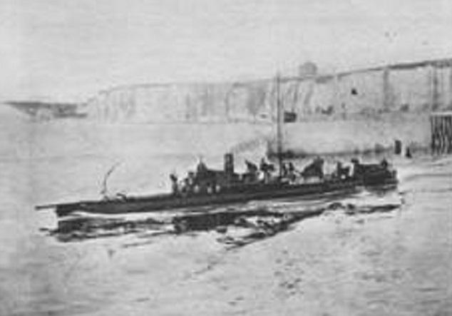 + TORPILLEUR 136 (1891/1908) + Torpil71