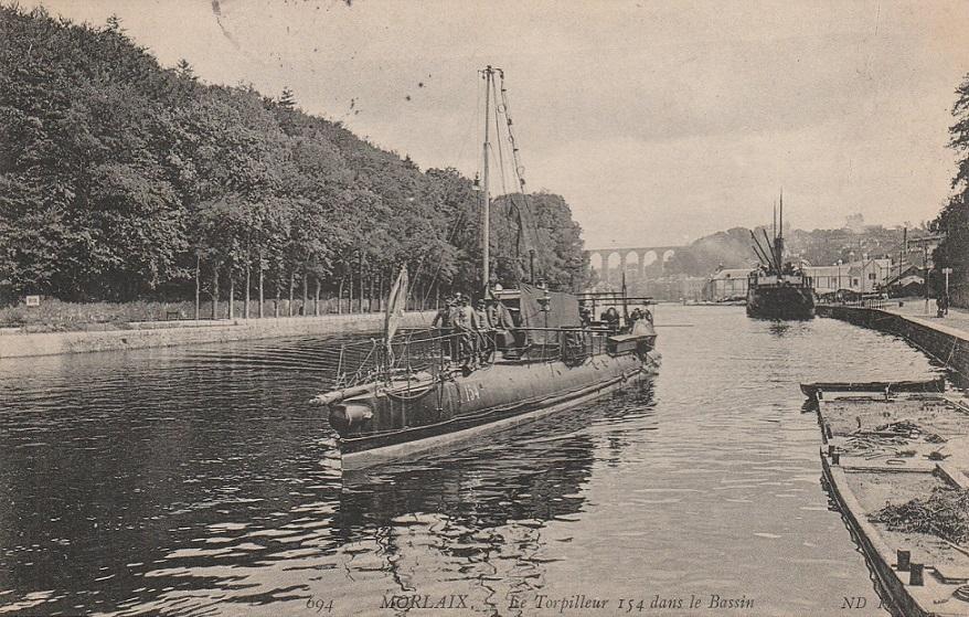 + TORPILLEUR 154 (1893/1912) + Torpil75